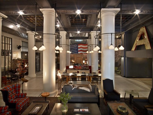 Ace Hotel, Nova York / Roman and Williams