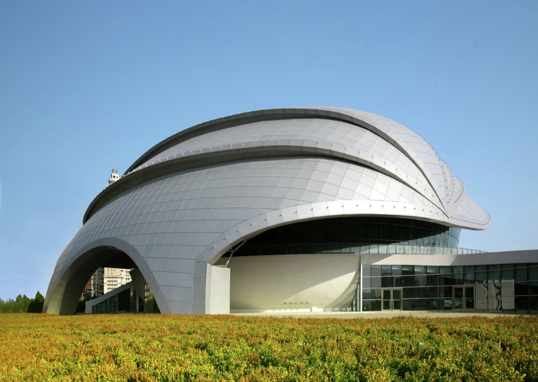 Gallery Of Dalian Shell Museum / The Design Institute Of
