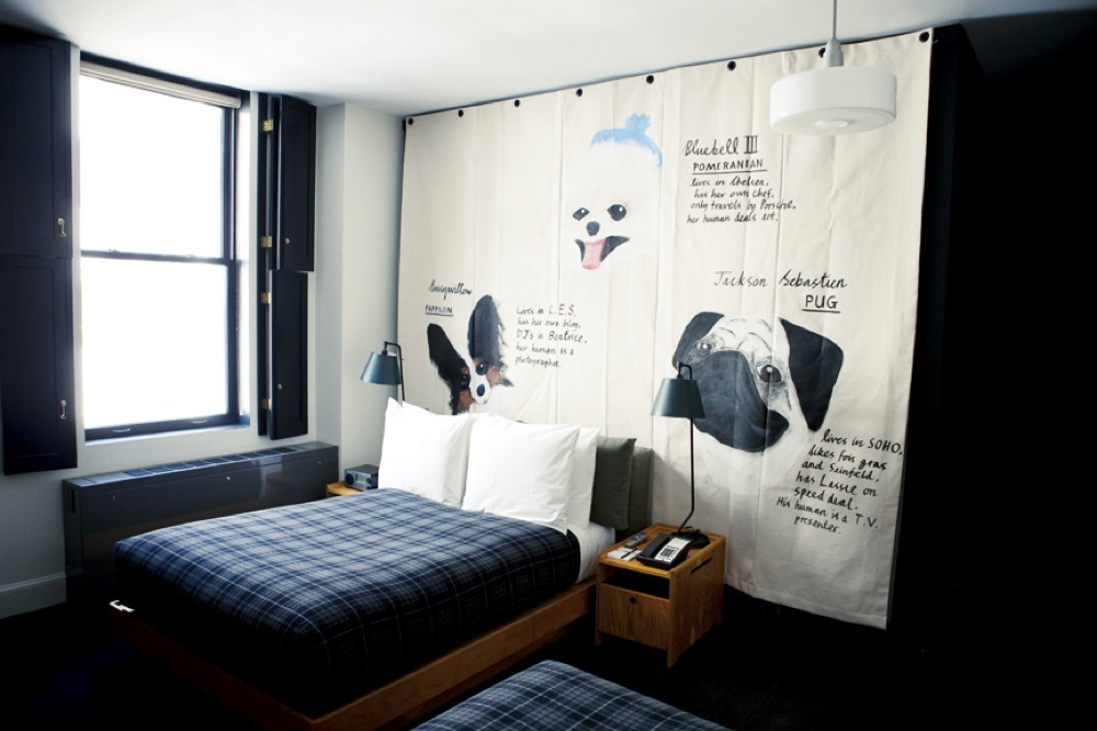 The ace hotel new york roman and williams archdaily for Ace hotel decor