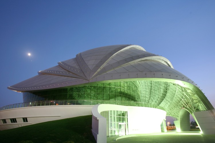 Dalian Shell Museum / The Design Institute Of Civil Engineering U0026  Architecture Of DUT | ArchDaily Pictures