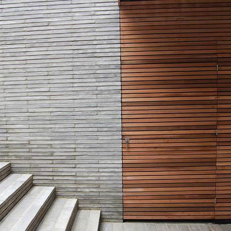 Galer a de en detalle belsize crescent studio 54 for Architecture 54