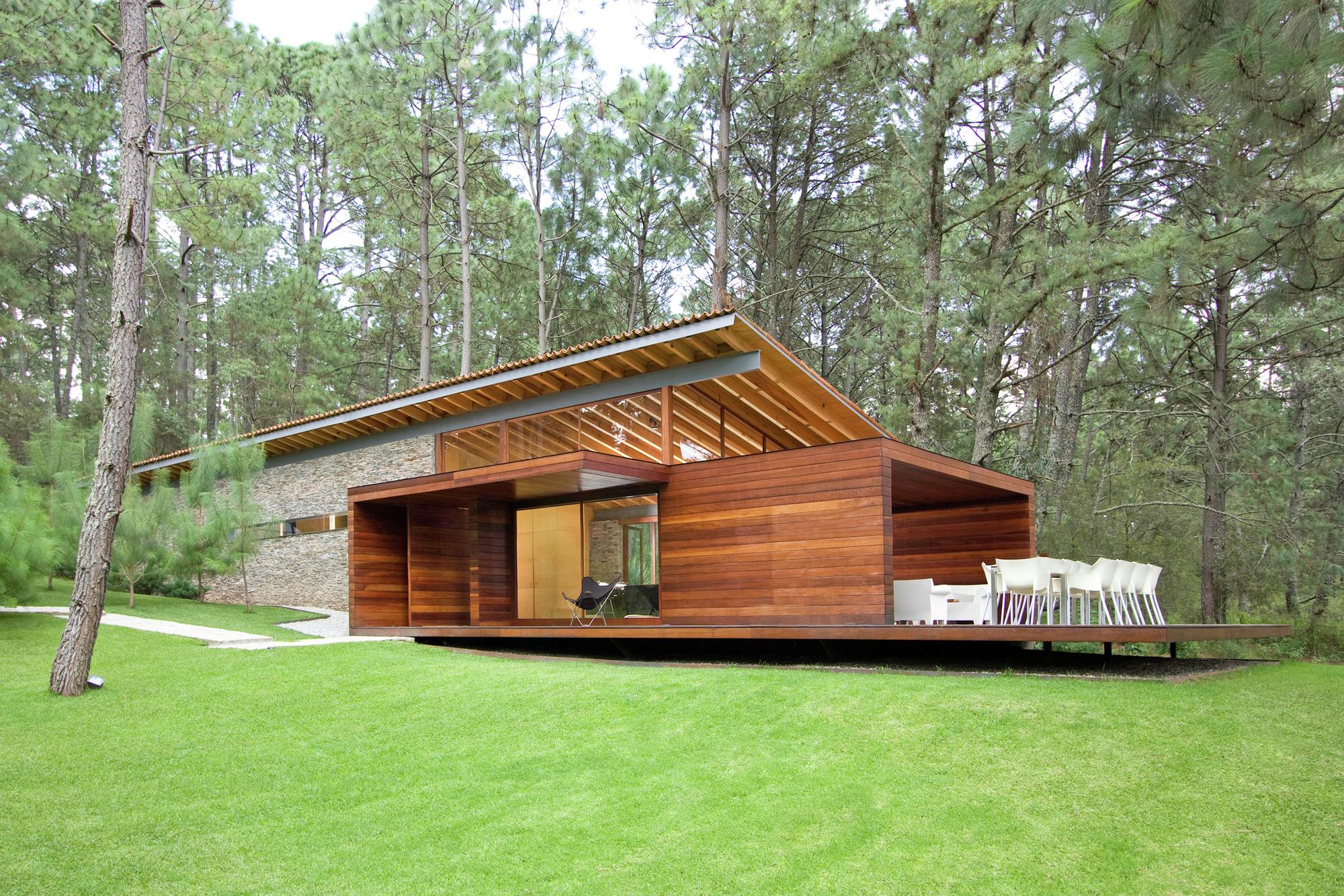 Gallery of ro house tapalpa el as rizo arquitectos 21 - Casas prefabricadas de piedra ...