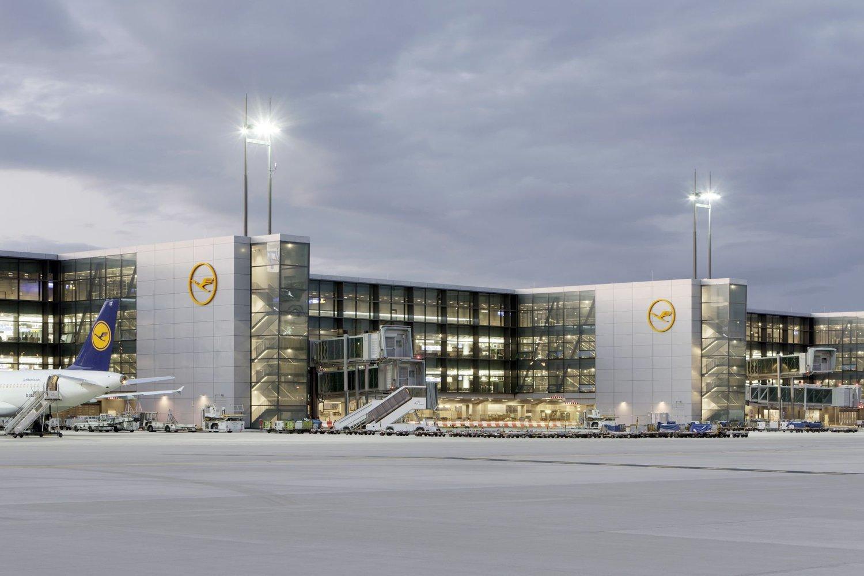 Architekten In Frankfurt gallery of extension of gate a at frankfurt airport gmp