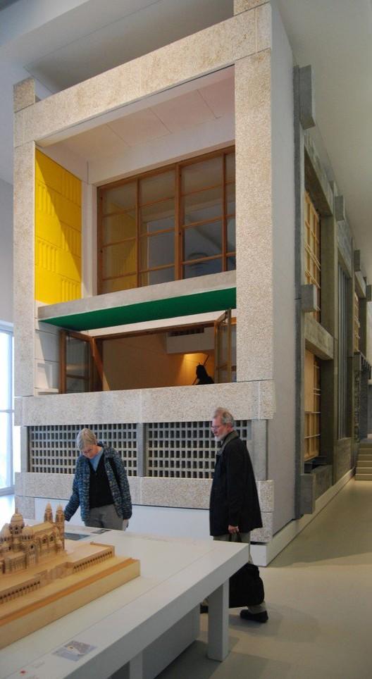 Fire Update And Interior Tour Of Le Corbusier S Unit 233 D