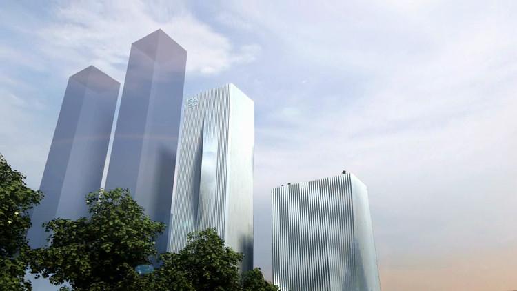 Shenzhen International Energy Mansion Big Archdaily