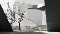 Hangzhou Normal University Cangqian Performing Arts Center, Art Museum and Arts Quadrangle / Steven Holl Architects