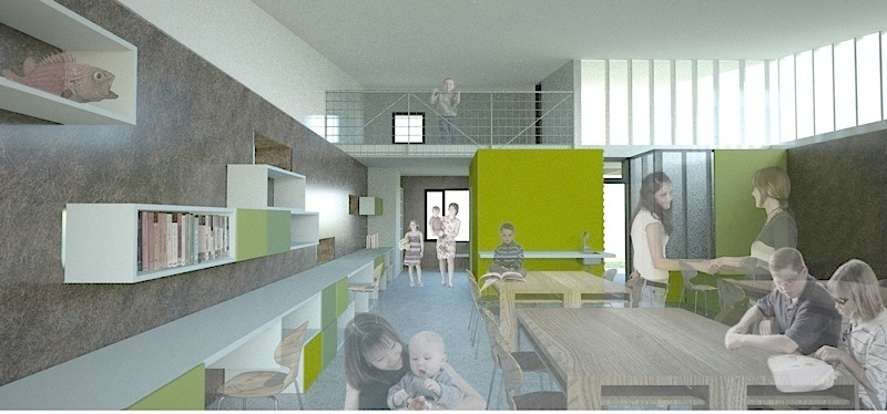 Virtual Classroom Architecture Design ~ Gallery of open architecture challenge classroom