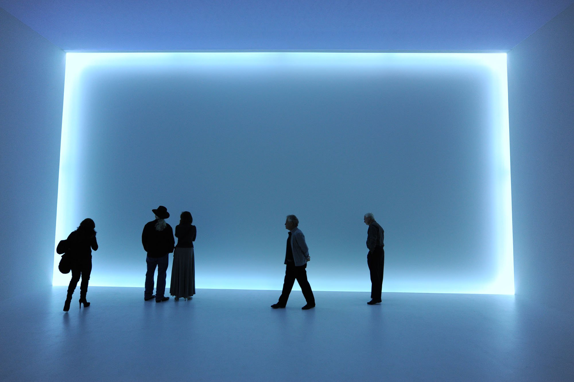 Gallery Of Phenomenal California Light Space Surface At