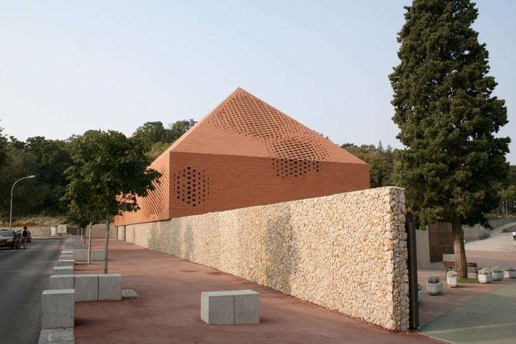 Chapelle du Pape Jean-Paul II / Randic Turato