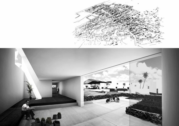 Europan 11 proposal san bartolom cuac arquitectura - Arquitectos aviles ...