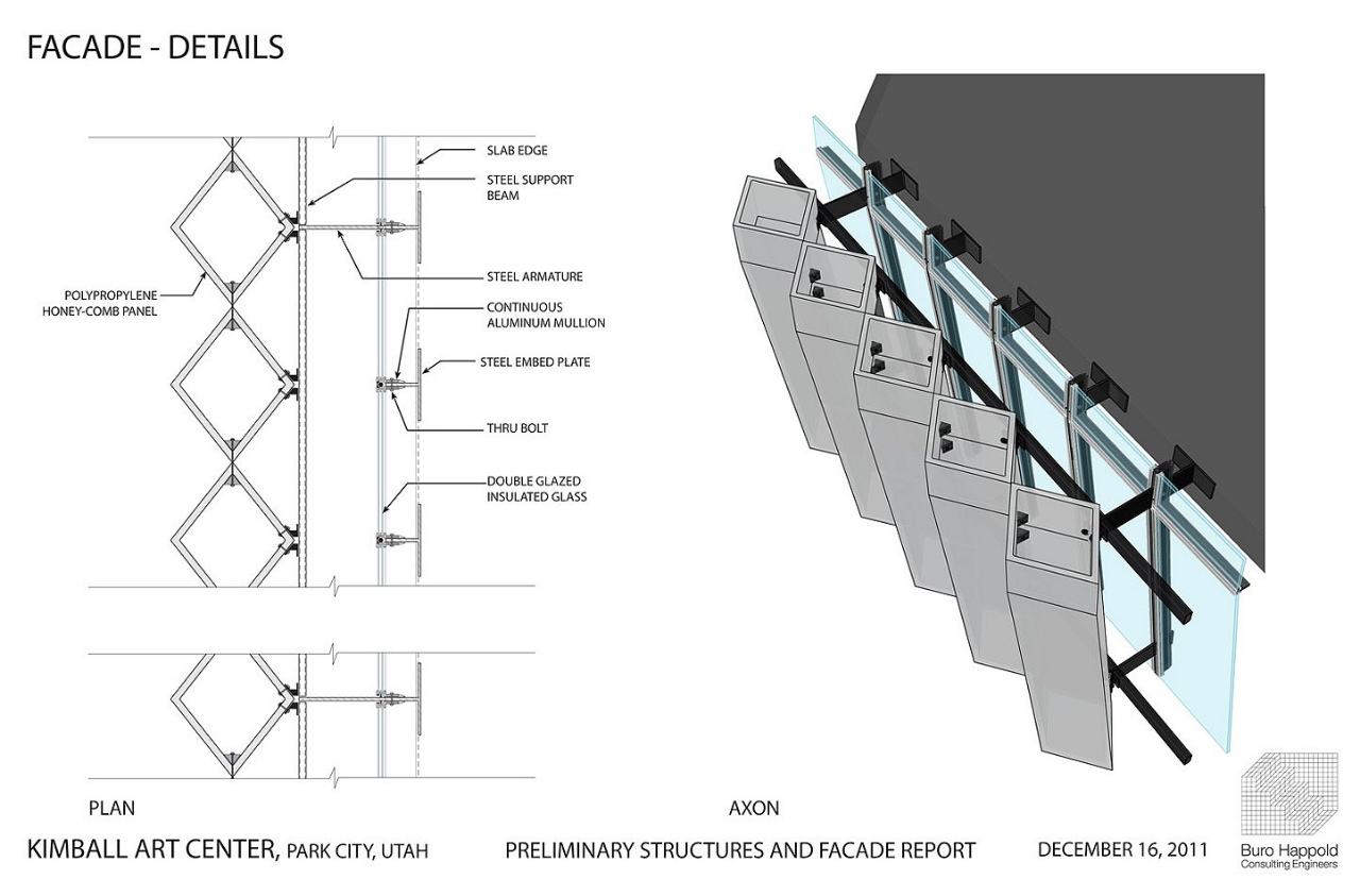Gallery Of Kimball Art Center Brooks Scarpa Architects