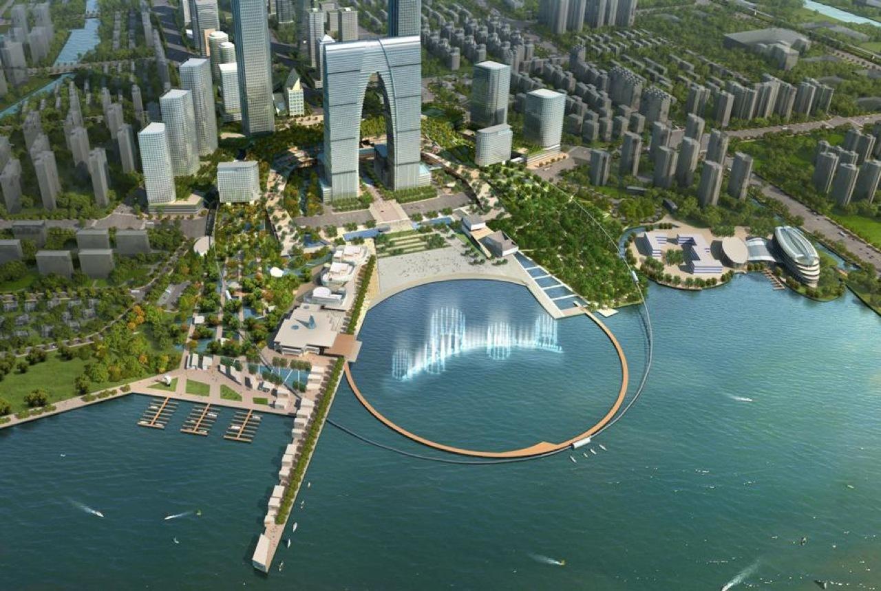 200 Garden City Plaza Ssl Latam Mall Plaza Vespucio Portfolio 3dm Digital Suzhou Industrial