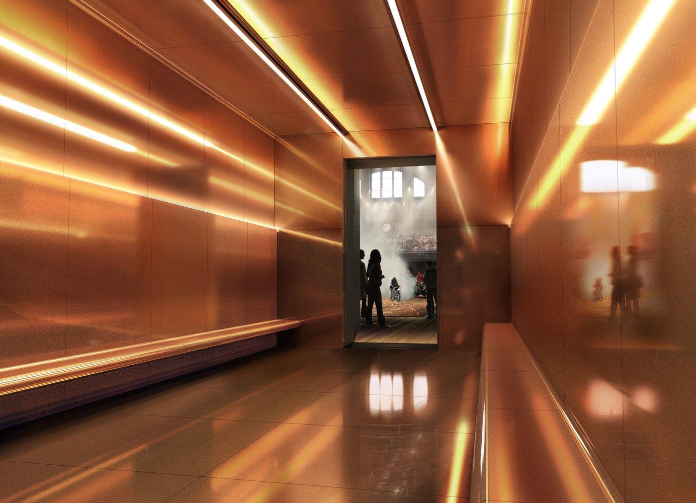 Park Avenue Armory Herzog De MeuronC And Meuron Rendering