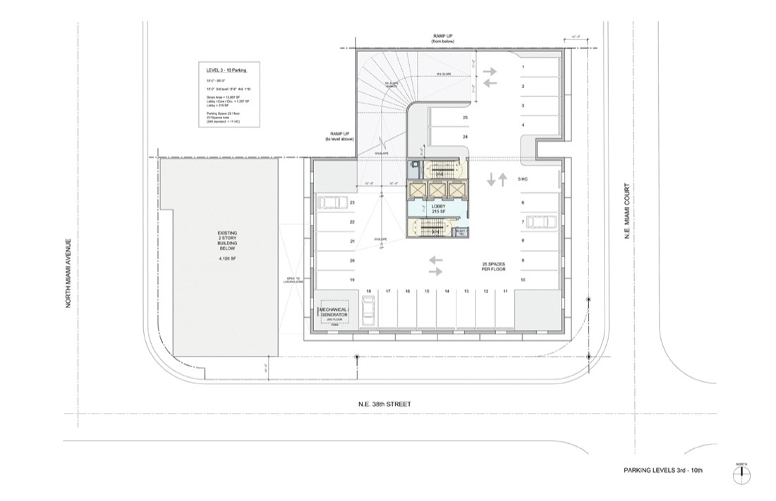 gallery architecture plan - photo #4
