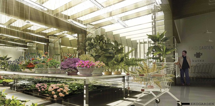Eco-Zone Winning Proposal / BAT + Arquitecnica + LaSuma Paisajistas on dining room designs, greenspace designs, flower bed designs, eco friendly house designs, cold frame designs, swimming pool designs, glass roof designs, aviary designs, solar oven designs, construction designs, shed designs, garden designs, sunroom designs, eco-friendly home designs, lean to house designs, green designs, walled courtyard designs, summer house designs, chicken coop designs, environmentally friendly house designs,