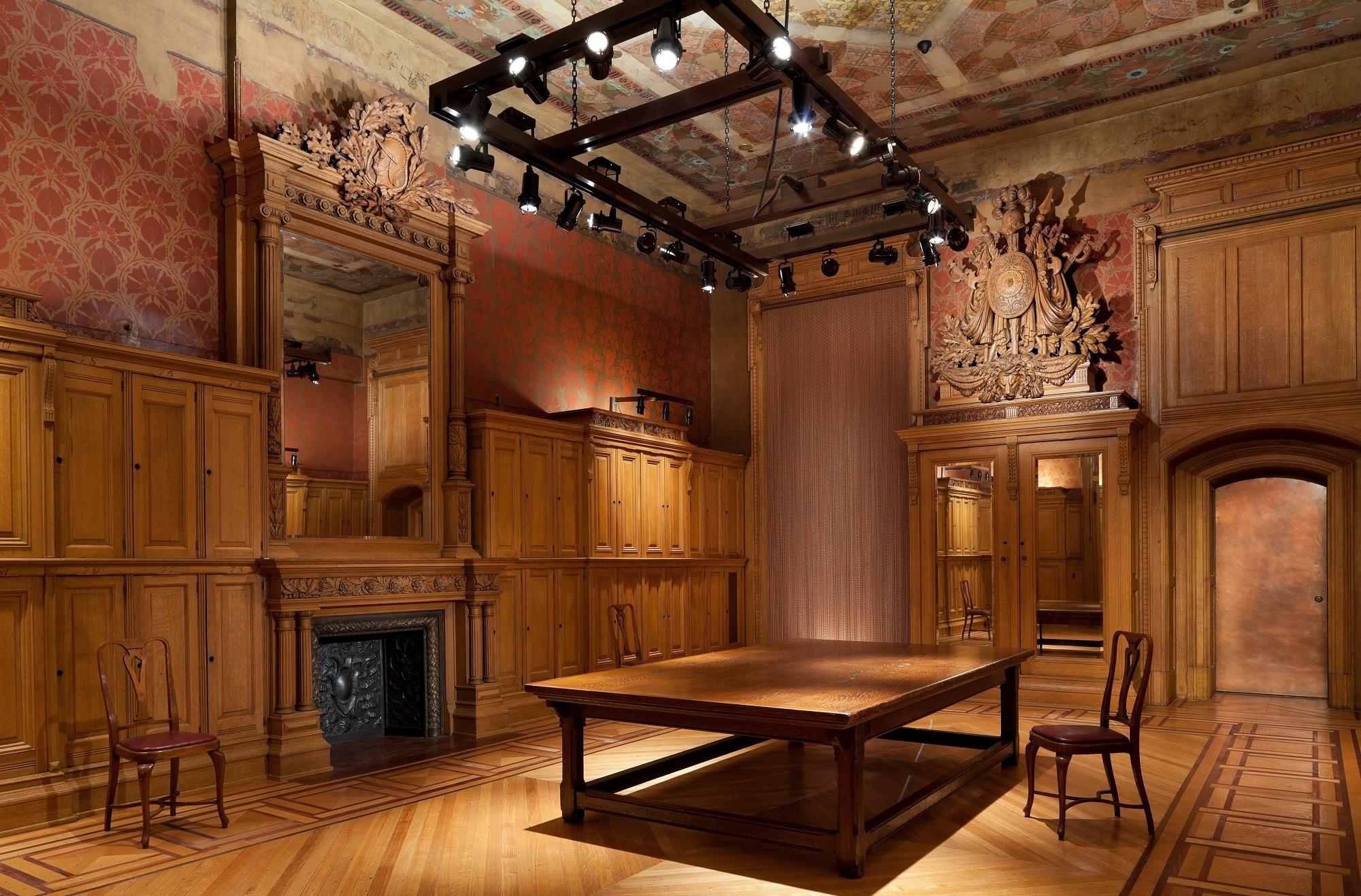 Park Avenue Armory Herzog Amp De Meuron Archdaily