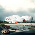 MVRDV WINS COMPETITION FOR COMIC AND ANIMATION MUSEUM IN CHINA