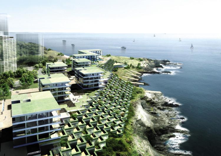 Marine terrace resort yamasaki ku hong associates design for 17 marine terrace
