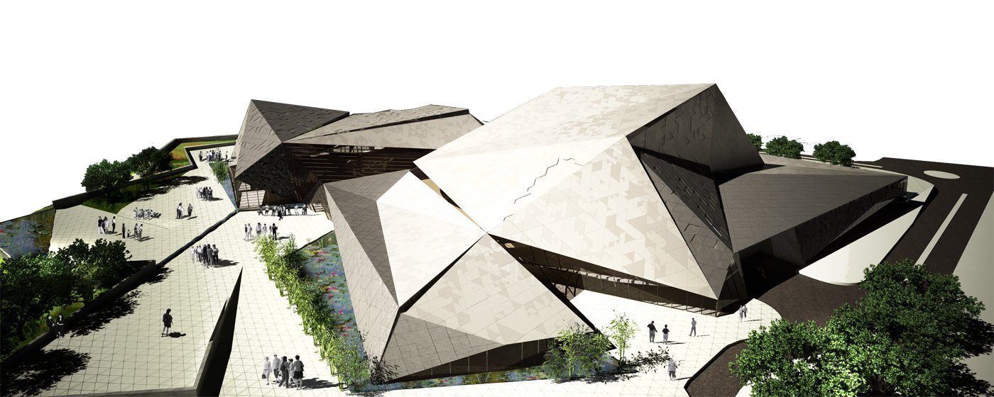 Gallery of busan metropolitan opera house competition for Architecture inde