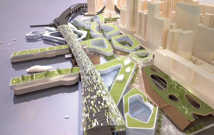 North Point Harbour Urban Planning Concept Winning Proposal Chris