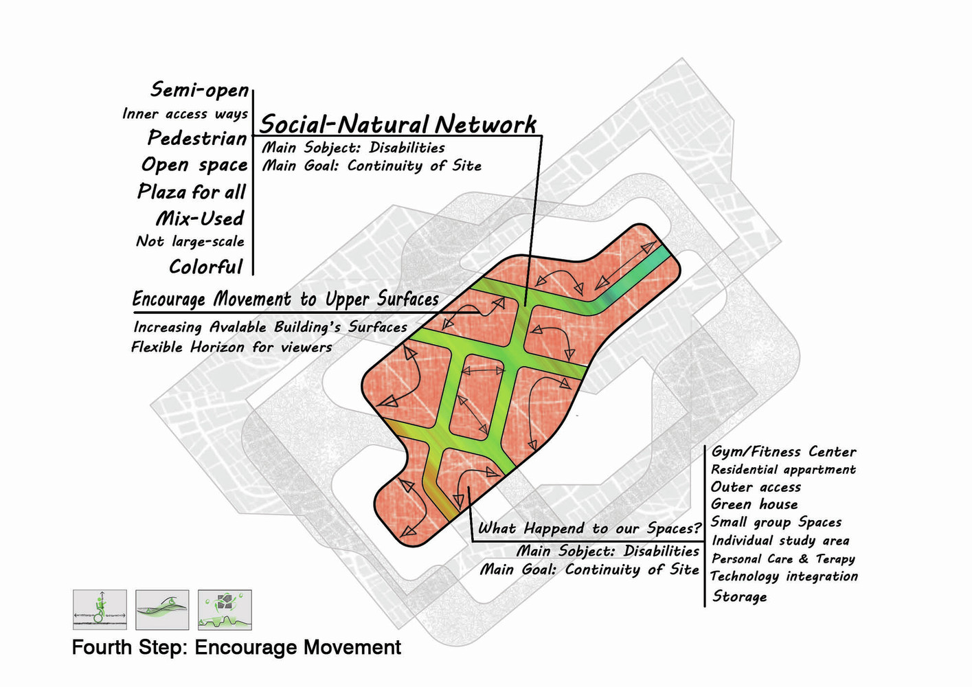 Gallery Of Winning Entry For Design Matters 2 Ideas Competition Personal Space Diagram Ali Musavidiagram 04