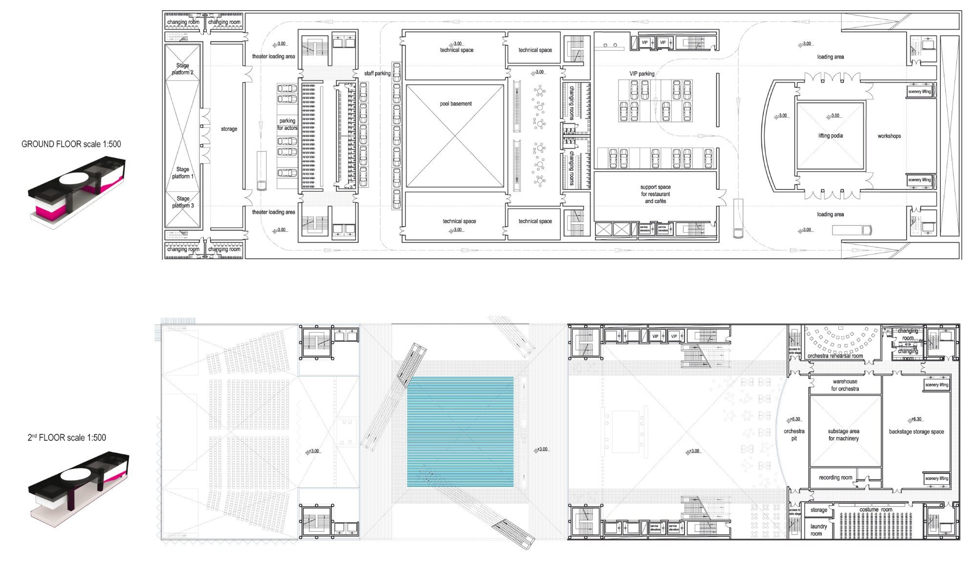 100 Orchestra Floor Plan Great Hall Seating Gbpac