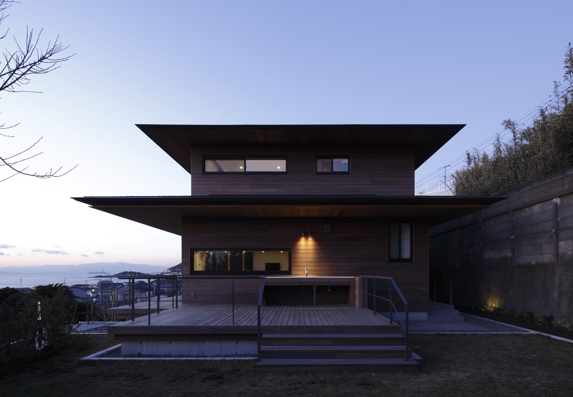 Galer a de residencia t kidosaki architects studio 15 for Architecture 00