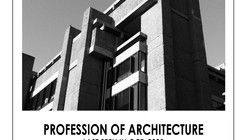 Missing: Architecture - Have you seen me?