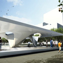 DESIGNS FOR BURNHAM PLAN CENTENNIAL BY ZAHA HADID AND BEN VAN BERKEL