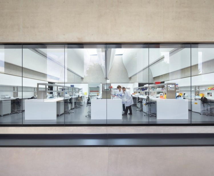 Sainsbury Laboratory de Stanton Williams gana el RIBA Stirling Prize ...