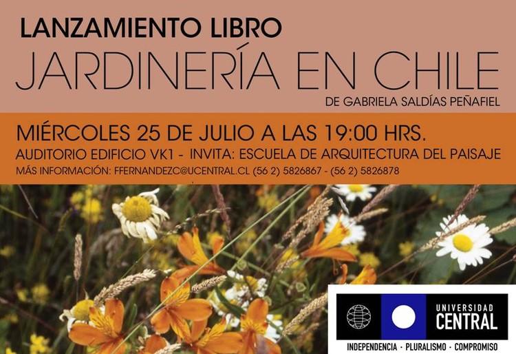 Escuela de arquitectura de u central lanza libro de - Libros sobre jardineria ...