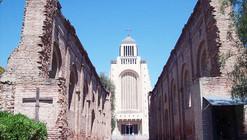 Este martes se inauguró mirador del Templo Votivo de Maipú