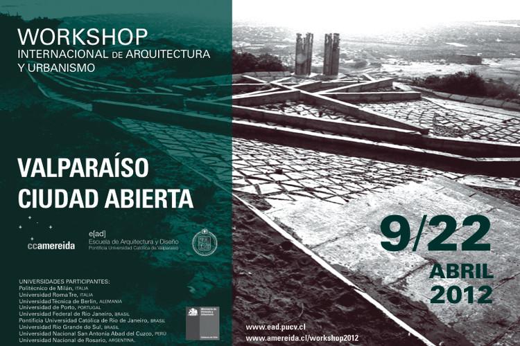 Workshop internacional de arquitectura y urbanismo en for Portadas de arquitectura