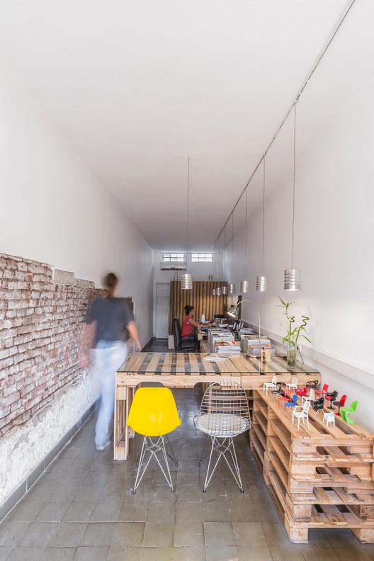 Estúdio de Arquitetura / José Schreiber + M. Laura Gonzalez, © Ramiro Sosa