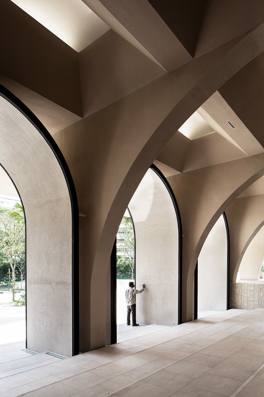 Al-Islah Mosque / Formwerkz Architects, © Fabian Ong
