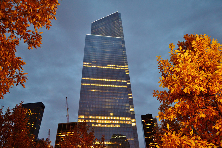 Em foco: Fumihiko Maki, 4 World Trade Center (New York, 2013). Image © Flickr CC user gigi_nyc