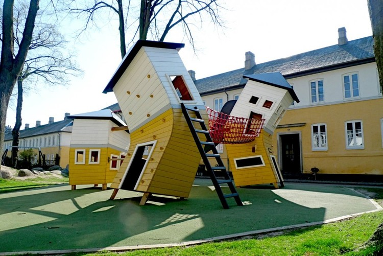 19 Playgrounds That Prove Architecture Isn 39 T Just For