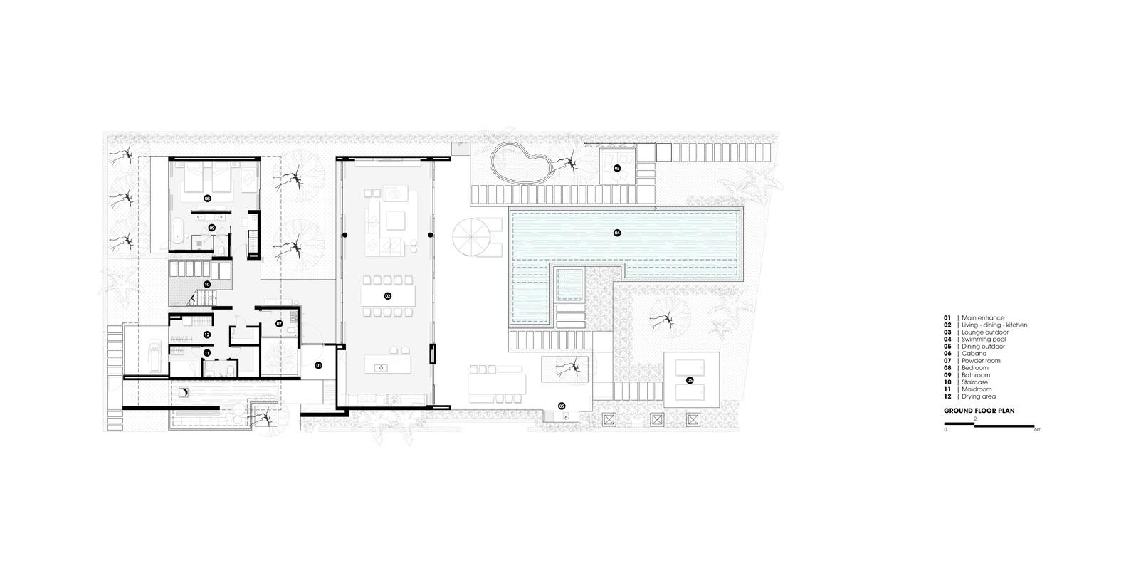 Gallery of Naman Villa / MIA Design Studio - 16