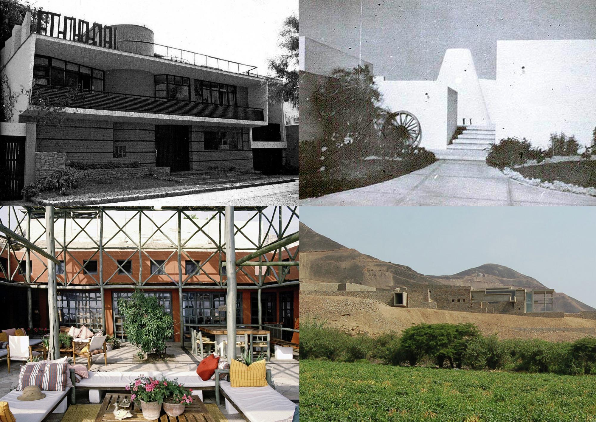 La b squeda de la identidad en la arquitectura peruana for Arquitectos y sus obras