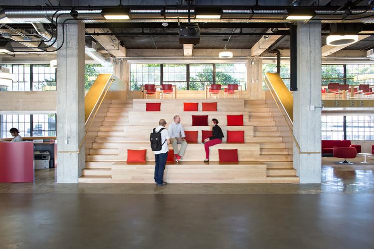 Hub de Innovación Internacional PCH / ChrDAUER Architects, © Mariko Reed