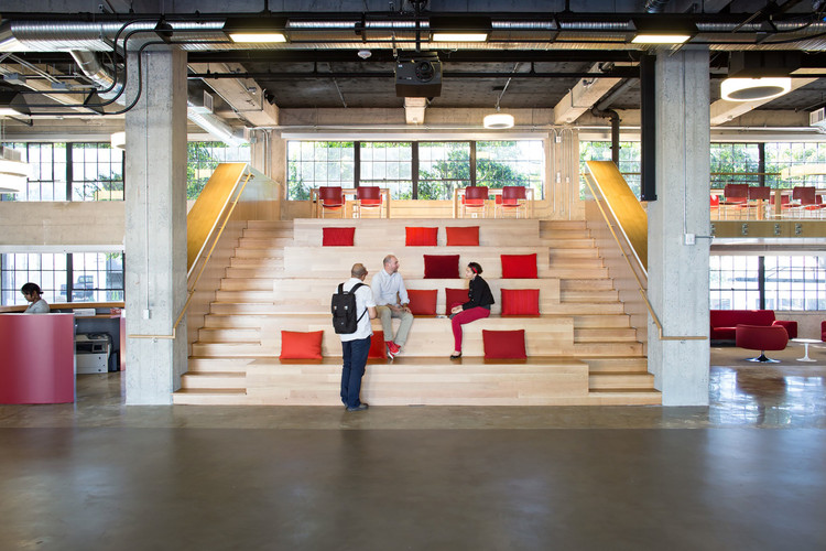 Hub de Inovação Internacional PCH / ChrDAUER Architects, © Mariko Reed