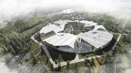 Courtesy of CEBRA architecture