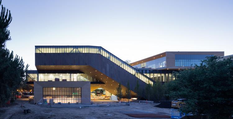 DS+R presenta fotografías del nuevo edificio de Historia del Arte de la Universidad de Stanford, © Iwan Baan