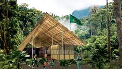 Enlace Arquitectura, primer lugar en diseños de módulos de control mixto en zonas naturales de Venezuela