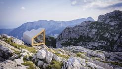 Alpine Shelter Skuta / OFIS Architects + AKT II + Harvard GSD Students