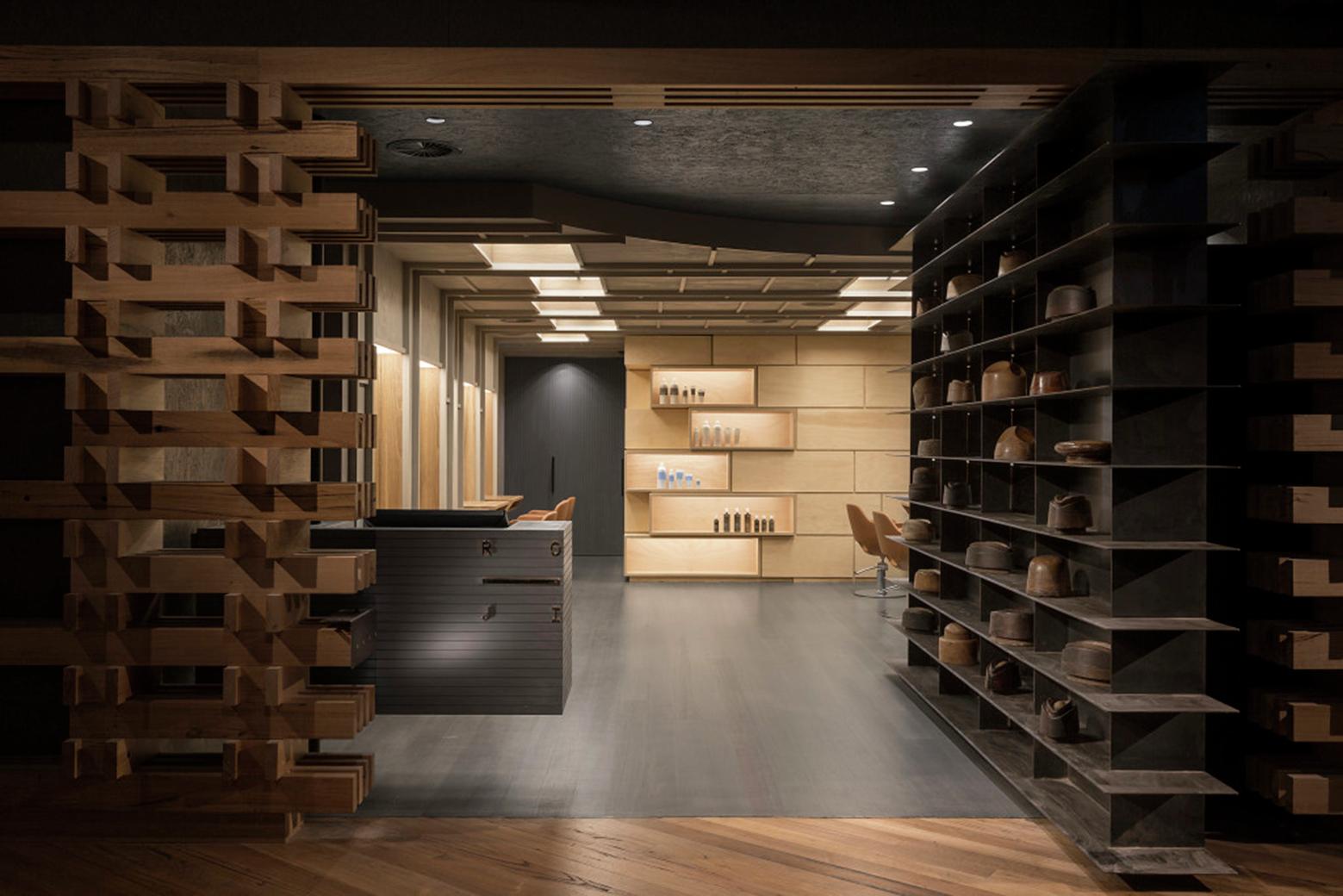 Roji Salon Craig Tan Architects Archdaily