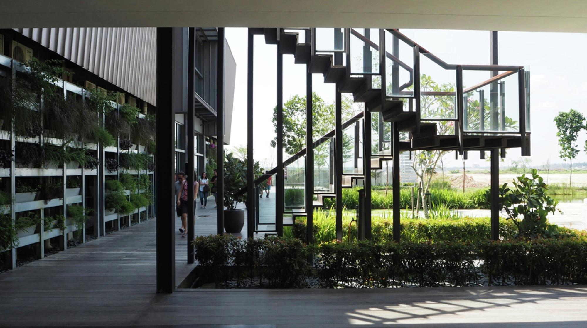 Gallery Of The Arc At Bandar Rimbayu    Garis Architects