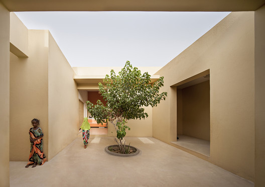 SOS Children's Village In Djibouti / Urko Sanchez Architects