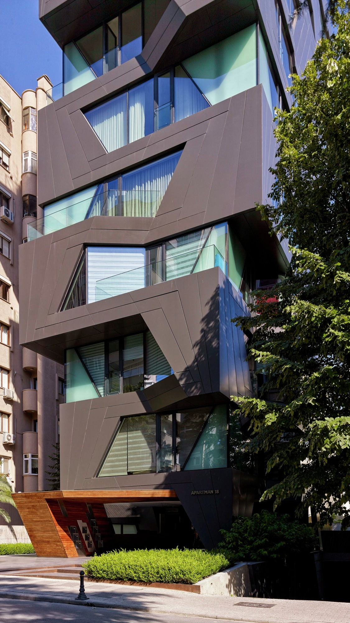 Gallery Of Apartman 18 Aytac Architects 9