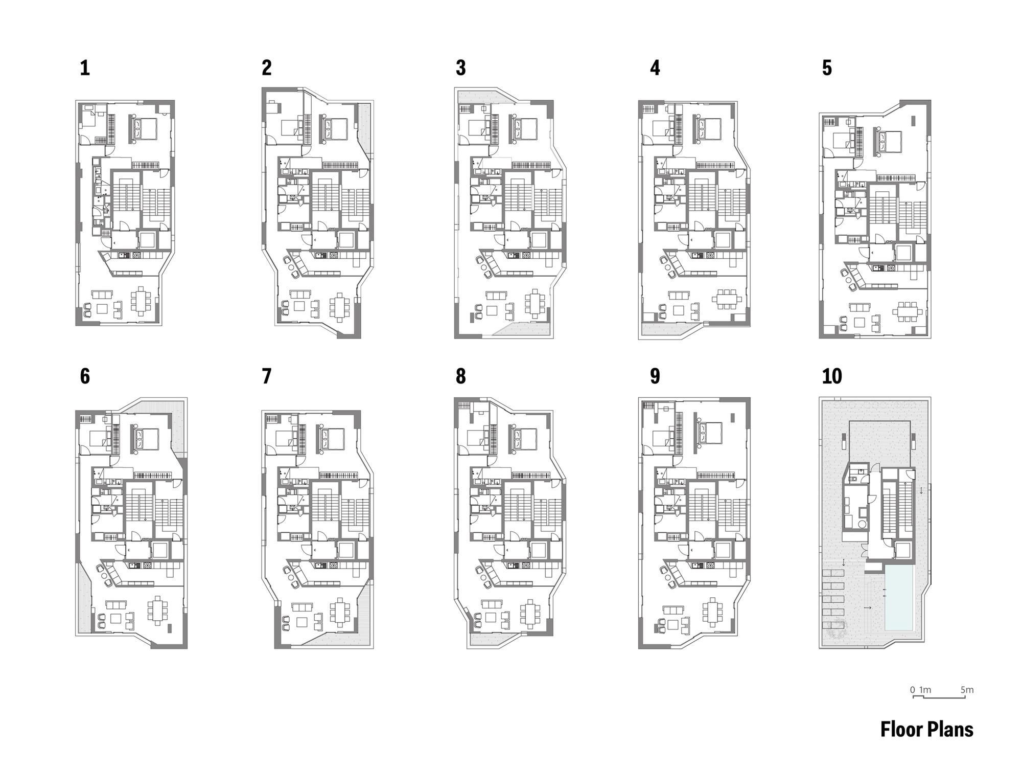 Galeria De Apartman 18 Aytac Architects 29